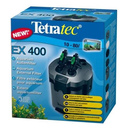פילטר חיצוני tetra tec ex400 - תמונת הקופסא