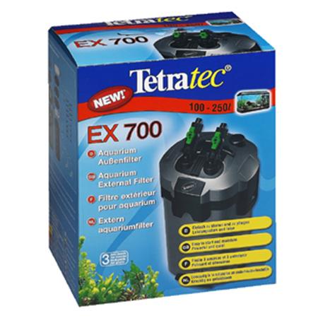 תמונה של tetra tec EX700 קופסה