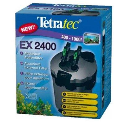 פילטר חיצוני TetraTec EX 2400 - קופסה