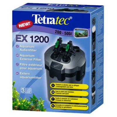 פילטר חיצוני TetraTec EX1200 קופסה